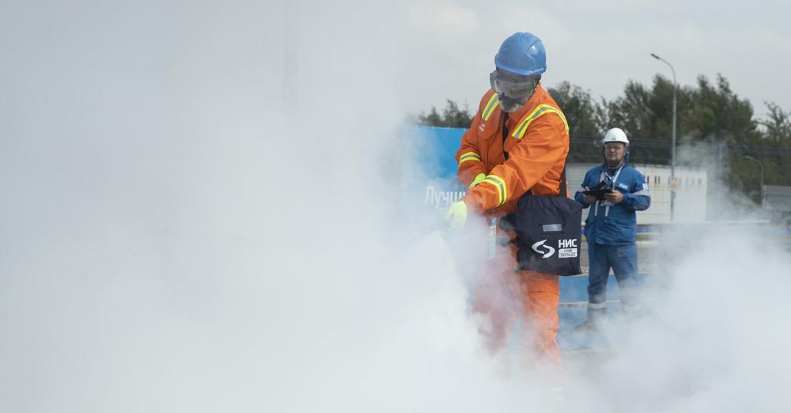 Rafinerci iz Pančeva zapaženi na takmičenju u Rusiji